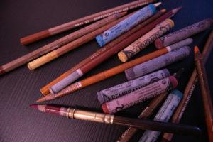 Workshop-disegno-pastello-matita-fabio-cuffari-associazione-alfa-genova